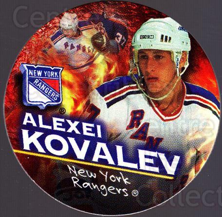 1995-96 Canada Games NHL POGS #184 Alexei Kovalev<br/>3 In Stock - $1.00 each - <a href=https://centericecollectibles.foxycart.com/cart?name=1995-96%20Canada%20Games%20NHL%20POGS%20%23184%20Alexei%20Kovalev...&quantity_max=3&price=$1.00&code=535650 class=foxycart> Buy it now! </a>