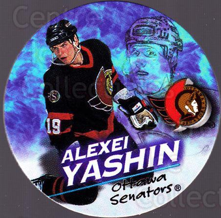 1995-96 Canada Games NHL POGS #191 Alexei Yashin<br/>1 In Stock - $1.00 each - <a href=https://centericecollectibles.foxycart.com/cart?name=1995-96%20Canada%20Games%20NHL%20POGS%20%23191%20Alexei%20Yashin...&quantity_max=1&price=$1.00&code=535657 class=foxycart> Buy it now! </a>