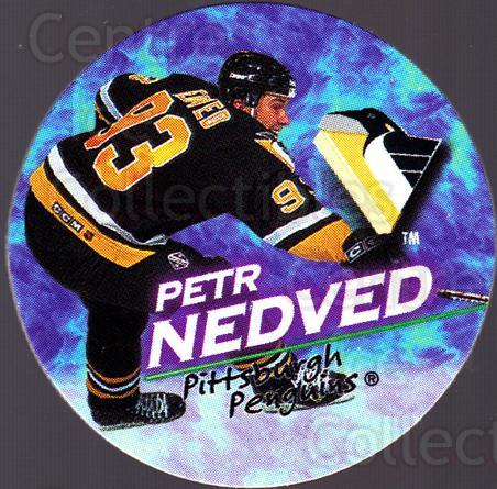 1995-96 Canada Games NHL POGS #212 Petr Nedved<br/>1 In Stock - $1.00 each - <a href=https://centericecollectibles.foxycart.com/cart?name=1995-96%20Canada%20Games%20NHL%20POGS%20%23212%20Petr%20Nedved...&quantity_max=1&price=$1.00&code=535678 class=foxycart> Buy it now! </a>