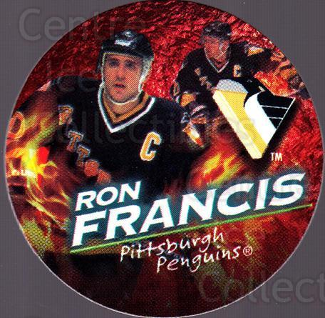 1995-96 Canada Games NHL POGS #215 Ron Francis<br/>1 In Stock - $1.00 each - <a href=https://centericecollectibles.foxycart.com/cart?name=1995-96%20Canada%20Games%20NHL%20POGS%20%23215%20Ron%20Francis...&quantity_max=1&price=$1.00&code=535681 class=foxycart> Buy it now! </a>