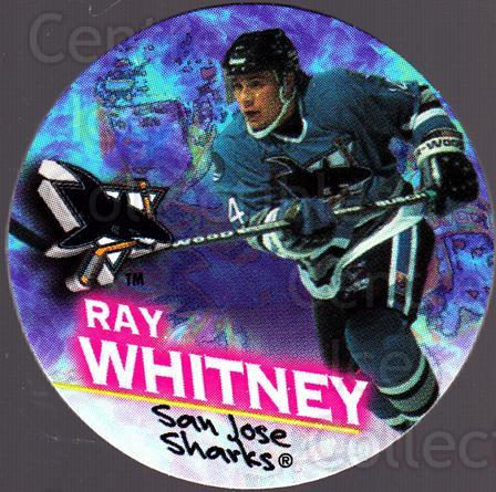 1995-96 Canada Games NHL POGS #225 Ray Whitney<br/>1 In Stock - $1.00 each - <a href=https://centericecollectibles.foxycart.com/cart?name=1995-96%20Canada%20Games%20NHL%20POGS%20%23225%20Ray%20Whitney...&quantity_max=1&price=$1.00&code=535691 class=foxycart> Buy it now! </a>