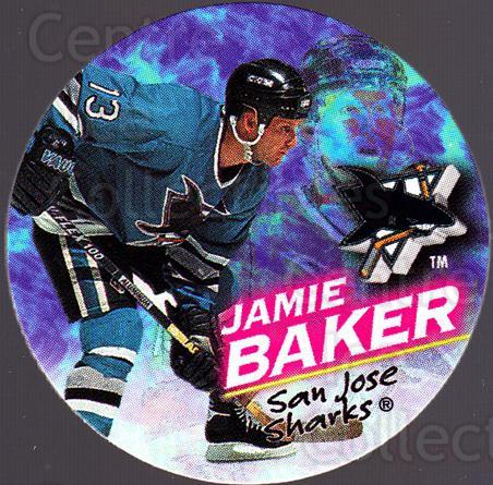 1995-96 Canada Games NHL POGS #232 Jamie Baker<br/>5 In Stock - $1.00 each - <a href=https://centericecollectibles.foxycart.com/cart?name=1995-96%20Canada%20Games%20NHL%20POGS%20%23232%20Jamie%20Baker...&quantity_max=5&price=$1.00&code=535698 class=foxycart> Buy it now! </a>