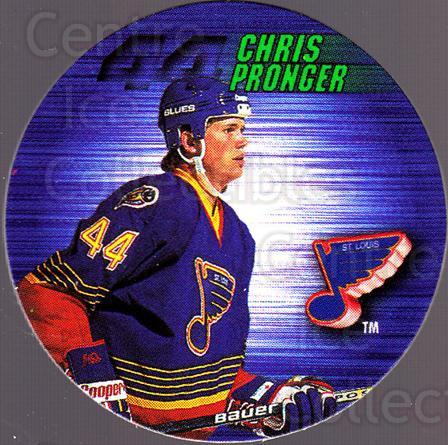 1995-96 Canada Games NHL POGS #243 Chris Pronger<br/>3 In Stock - $1.00 each - <a href=https://centericecollectibles.foxycart.com/cart?name=1995-96%20Canada%20Games%20NHL%20POGS%20%23243%20Chris%20Pronger...&quantity_max=3&price=$1.00&code=535709 class=foxycart> Buy it now! </a>