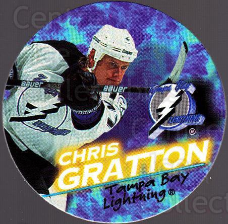 1995-96 Canada Games NHL POGS #247 Chris Gratton<br/>1 In Stock - $1.00 each - <a href=https://centericecollectibles.foxycart.com/cart?name=1995-96%20Canada%20Games%20NHL%20POGS%20%23247%20Chris%20Gratton...&quantity_max=1&price=$1.00&code=535713 class=foxycart> Buy it now! </a>