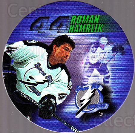 1995-96 Canada Games NHL POGS #255 Roman Hamrlik<br/>1 In Stock - $1.00 each - <a href=https://centericecollectibles.foxycart.com/cart?name=1995-96%20Canada%20Games%20NHL%20POGS%20%23255%20Roman%20Hamrlik...&quantity_max=1&price=$1.00&code=535721 class=foxycart> Buy it now! </a>