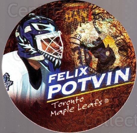 1995-96 Canada Games NHL POGS #268 Felix Potvin<br/>1 In Stock - $3.00 each - <a href=https://centericecollectibles.foxycart.com/cart?name=1995-96%20Canada%20Games%20NHL%20POGS%20%23268%20Felix%20Potvin...&quantity_max=1&price=$3.00&code=535734 class=foxycart> Buy it now! </a>