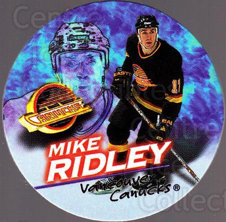 1995-96 Canada Games NHL POGS #270 Mike Ridley<br/>6 In Stock - $1.00 each - <a href=https://centericecollectibles.foxycart.com/cart?name=1995-96%20Canada%20Games%20NHL%20POGS%20%23270%20Mike%20Ridley...&quantity_max=6&price=$1.00&code=535736 class=foxycart> Buy it now! </a>