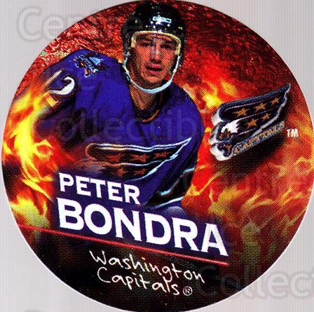 1995-96 Canada Games NHL POGS #281 Peter Bondra<br/>3 In Stock - $1.00 each - <a href=https://centericecollectibles.foxycart.com/cart?name=1995-96%20Canada%20Games%20NHL%20POGS%20%23281%20Peter%20Bondra...&quantity_max=3&price=$1.00&code=535747 class=foxycart> Buy it now! </a>