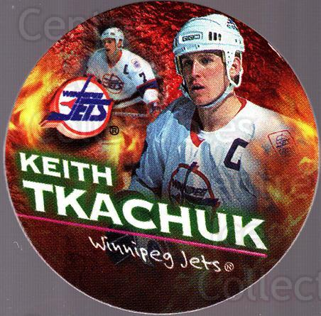 1995-96 Canada Games NHL POGS #293 Keith Tkachuk<br/>7 In Stock - $1.00 each - <a href=https://centericecollectibles.foxycart.com/cart?name=1995-96%20Canada%20Games%20NHL%20POGS%20%23293%20Keith%20Tkachuk...&quantity_max=7&price=$1.00&code=535759 class=foxycart> Buy it now! </a>