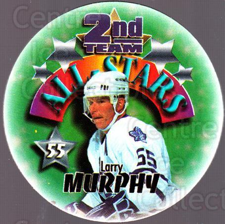 1995-96 Canada Games NHL POGS Inserts #19 Larry Murphy<br/>3 In Stock - $2.00 each - <a href=https://centericecollectibles.foxycart.com/cart?name=1995-96%20Canada%20Games%20NHL%20POGS%20Inserts%20%2319%20Larry%20Murphy...&quantity_max=3&price=$2.00&code=535781 class=foxycart> Buy it now! </a>