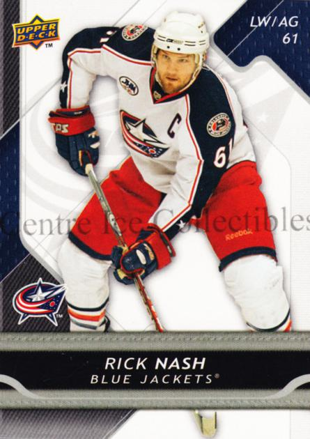 2009-10 Sunkist #4 Rick Nash<br/>2 In Stock - $3.00 each - <a href=https://centericecollectibles.foxycart.com/cart?name=2009-10%20Sunkist%20%234%20Rick%20Nash...&quantity_max=2&price=$3.00&code=536394 class=foxycart> Buy it now! </a>