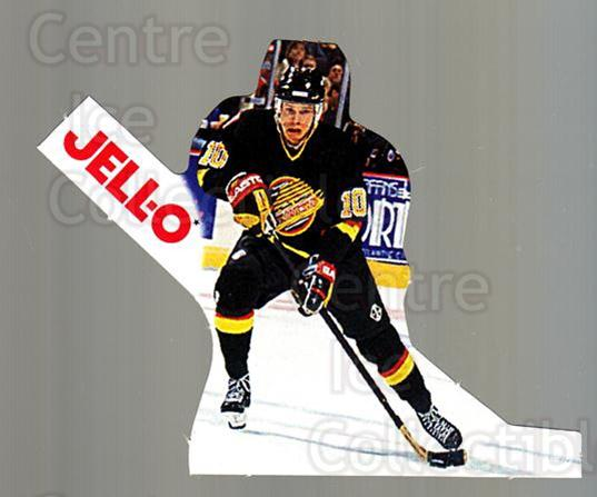 1993-94 Kraft Jell-O Players #2 Pavel Bure<br/>1 In Stock - $3.00 each - <a href=https://centericecollectibles.foxycart.com/cart?name=1993-94%20Kraft%20Jell-O%20Players%20%232%20Pavel%20Bure...&quantity_max=1&price=$3.00&code=537268 class=foxycart> Buy it now! </a>