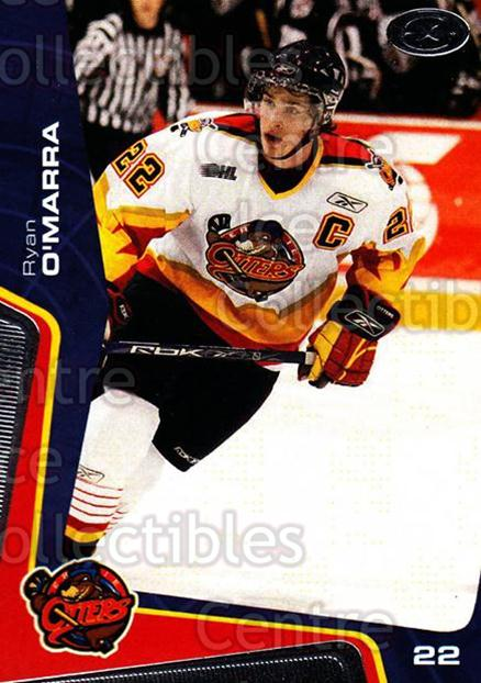 2005-06 Erie Otters #1 Ryan O'Marra<br/>4 In Stock - $3.00 each - <a href=https://centericecollectibles.foxycart.com/cart?name=2005-06%20Erie%20Otters%20%231%20Ryan%20O'Marra...&price=$3.00&code=538079 class=foxycart> Buy it now! </a>