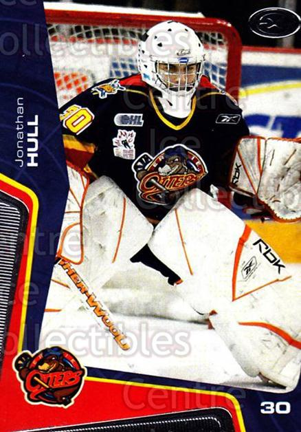 2005-06 Erie Otters #22 Jonathan Hull<br/>9 In Stock - $3.00 each - <a href=https://centericecollectibles.foxycart.com/cart?name=2005-06%20Erie%20Otters%20%2322%20Jonathan%20Hull...&price=$3.00&code=538100 class=foxycart> Buy it now! </a>