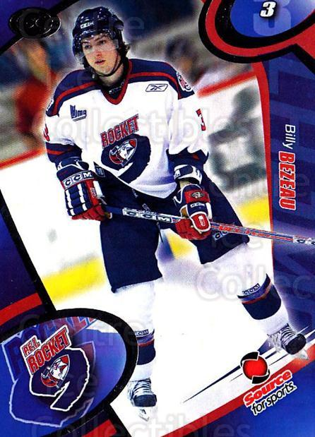 2004-05 Prince Edward Island Rocket #3 Billy Bezeau<br/>1 In Stock - $3.00 each - <a href=https://centericecollectibles.foxycart.com/cart?name=2004-05%20Prince%20Edward%20Island%20Rocket%20%233%20Billy%20Bezeau...&quantity_max=1&price=$3.00&code=538104 class=foxycart> Buy it now! </a>