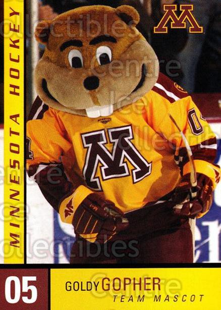 2004-05 Minnesota Golden Gophers #28 Mascot<br/>1 In Stock - $3.00 each - <a href=https://centericecollectibles.foxycart.com/cart?name=2004-05%20Minnesota%20Golden%20Gophers%20%2328%20Mascot...&quantity_max=1&price=$3.00&code=538294 class=foxycart> Buy it now! </a>