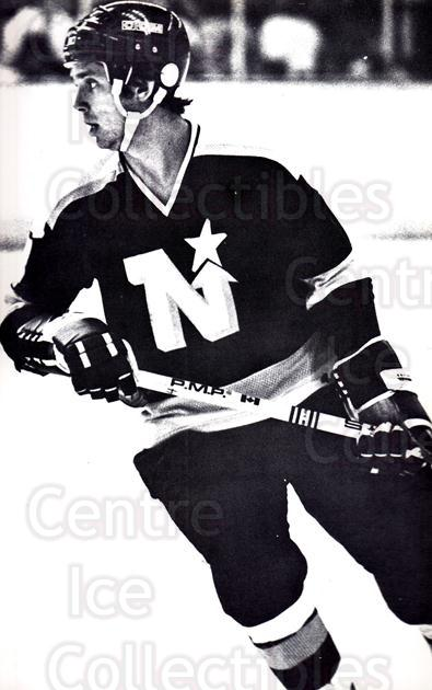 1979-80 Minnesota North Stars Postcards #5 Craig Hartsburg<br/>2 In Stock - $5.00 each - <a href=https://centericecollectibles.foxycart.com/cart?name=1979-80%20Minnesota%20North%20Stars%20Postcards%20%235%20Craig%20Hartsburg...&quantity_max=2&price=$5.00&code=538435 class=foxycart> Buy it now! </a>