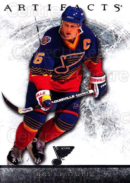 2012-13 UD Artifacts #8 Brett Hull<br/>4 In Stock - $2.00 each - <a href=https://centericecollectibles.foxycart.com/cart?name=2012-13%20UD%20Artifacts%20%238%20Brett%20Hull...&quantity_max=4&price=$2.00&code=538459 class=foxycart> Buy it now! </a>