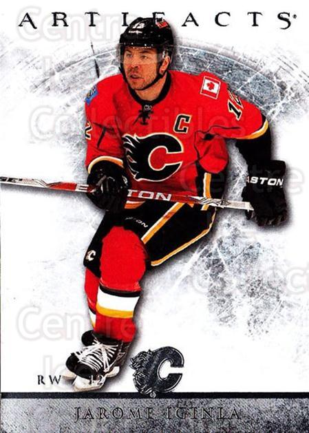 2012-13 UD Artifacts #34 Jarome Iginla<br/>4 In Stock - $1.00 each - <a href=https://centericecollectibles.foxycart.com/cart?name=2012-13%20UD%20Artifacts%20%2334%20Jarome%20Iginla...&quantity_max=4&price=$1.00&code=538485 class=foxycart> Buy it now! </a>