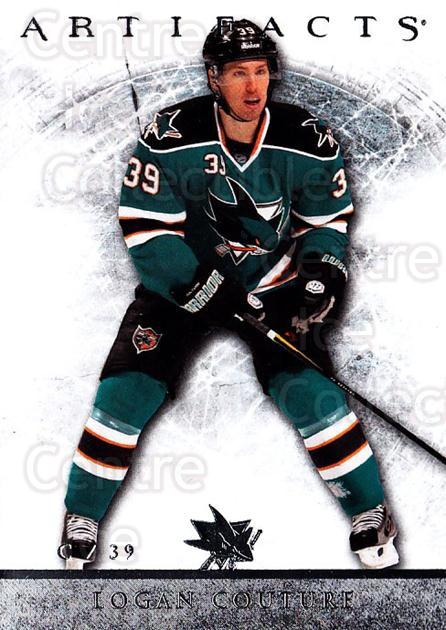 2012-13 UD Artifacts #50 Logan Couture<br/>5 In Stock - $1.00 each - <a href=https://centericecollectibles.foxycart.com/cart?name=2012-13%20UD%20Artifacts%20%2350%20Logan%20Couture...&quantity_max=5&price=$1.00&code=538501 class=foxycart> Buy it now! </a>
