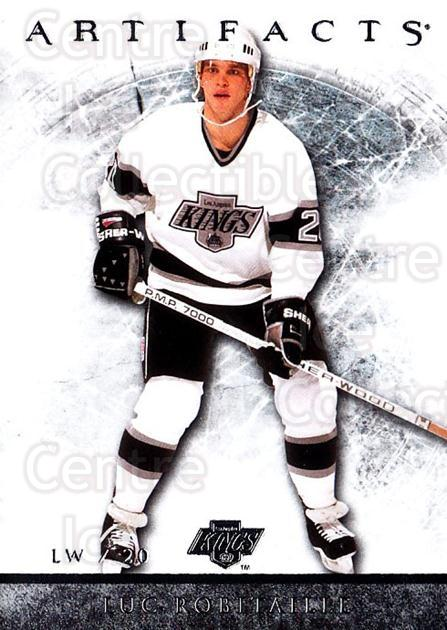 2012-13 UD Artifacts #51 Luc Robitaille<br/>5 In Stock - $1.00 each - <a href=https://centericecollectibles.foxycart.com/cart?name=2012-13%20UD%20Artifacts%20%2351%20Luc%20Robitaille...&quantity_max=5&price=$1.00&code=538502 class=foxycart> Buy it now! </a>
