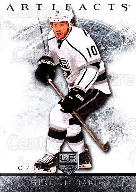 2012-13 UD Artifacts #64 Mike Richards<br/>5 In Stock - $1.00 each - <a href=https://centericecollectibles.foxycart.com/cart?name=2012-13%20UD%20Artifacts%20%2364%20Mike%20Richards...&quantity_max=5&price=$1.00&code=538515 class=foxycart> Buy it now! </a>