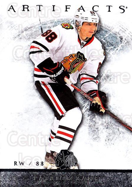 2012-13 UD Artifacts #71 Patrick Kane<br/>4 In Stock - $2.00 each - <a href=https://centericecollectibles.foxycart.com/cart?name=2012-13%20UD%20Artifacts%20%2371%20Patrick%20Kane...&quantity_max=4&price=$2.00&code=538522 class=foxycart> Buy it now! </a>