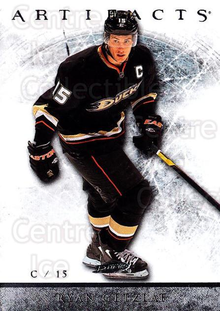 2012-13 UD Artifacts #82 Ryan Getzlaf<br/>5 In Stock - $1.00 each - <a href=https://centericecollectibles.foxycart.com/cart?name=2012-13%20UD%20Artifacts%20%2382%20Ryan%20Getzlaf...&quantity_max=5&price=$1.00&code=538533 class=foxycart> Buy it now! </a>