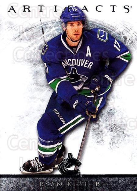 2012-13 UD Artifacts #83 Ryan Kesler<br/>5 In Stock - $1.00 each - <a href=https://centericecollectibles.foxycart.com/cart?name=2012-13%20UD%20Artifacts%20%2383%20Ryan%20Kesler...&quantity_max=5&price=$1.00&code=538534 class=foxycart> Buy it now! </a>