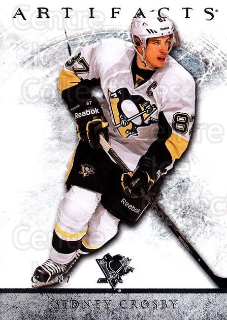 2012-13 UD Artifacts #86 Sidney Crosby<br/>3 In Stock - $3.00 each - <a href=https://centericecollectibles.foxycart.com/cart?name=2012-13%20UD%20Artifacts%20%2386%20Sidney%20Crosby...&quantity_max=3&price=$3.00&code=538537 class=foxycart> Buy it now! </a>