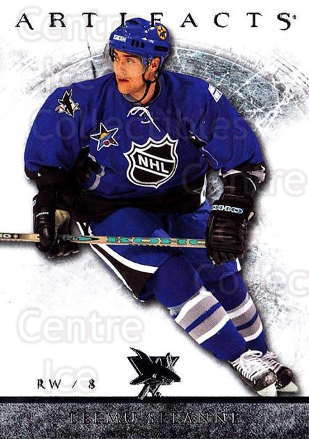 2012-13 UD Artifacts #91 Teemu Selanne<br/>5 In Stock - $2.00 each - <a href=https://centericecollectibles.foxycart.com/cart?name=2012-13%20UD%20Artifacts%20%2391%20Teemu%20Selanne...&quantity_max=5&price=$2.00&code=538542 class=foxycart> Buy it now! </a>