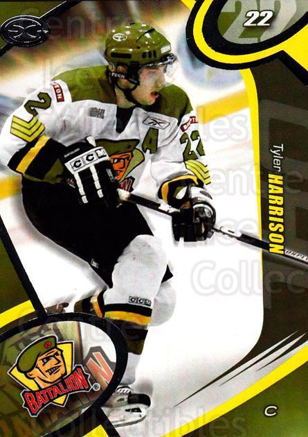 2004-05 Brampton Battalion #20 Tyler Harrison<br/>5 In Stock - $3.00 each - <a href=https://centericecollectibles.foxycart.com/cart?name=2004-05%20Brampton%20Battalion%20%2320%20Tyler%20Harrison...&price=$3.00&code=539162 class=foxycart> Buy it now! </a>