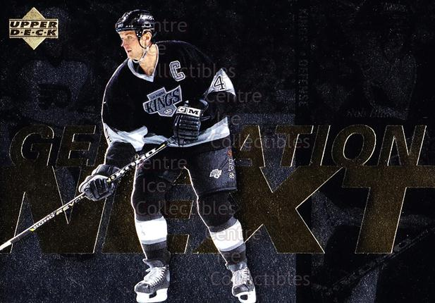 1996-97 Upper Deck Generation Next #35 Rob Blake, Wade Redden<br/>7 In Stock - $2.00 each - <a href=https://centericecollectibles.foxycart.com/cart?name=1996-97%20Upper%20Deck%20Generation%20Next%20%2335%20Rob%20Blake,%20Wade...&quantity_max=7&price=$2.00&code=53926 class=foxycart> Buy it now! </a>