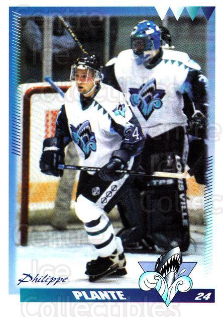 1996-97 Rimouski Oceanic #21 Philippe Plante<br/>1 In Stock - $3.00 each - <a href=https://centericecollectibles.foxycart.com/cart?name=1996-97%20Rimouski%20Oceanic%20%2321%20Philippe%20Plante...&quantity_max=1&price=$3.00&code=539959 class=foxycart> Buy it now! </a>