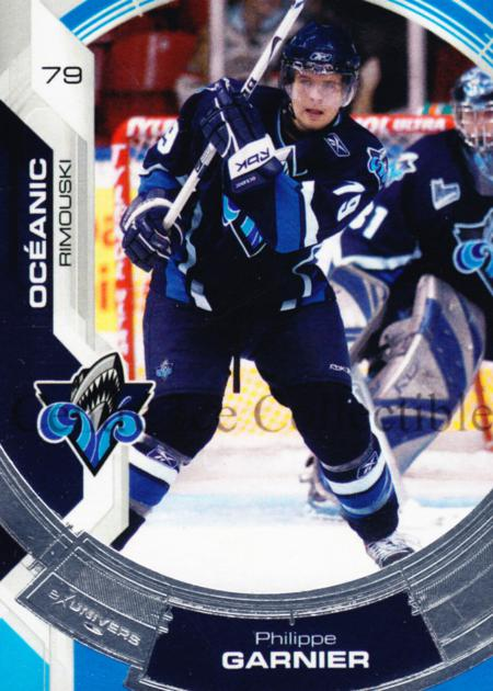 2006-07 Rimouski Oceanic #3 Philippe Garnier<br/>1 In Stock - $3.00 each - <a href=https://centericecollectibles.foxycart.com/cart?name=2006-07%20Rimouski%20Oceanic%20%233%20Philippe%20Garnie...&quantity_max=1&price=$3.00&code=539962 class=foxycart> Buy it now! </a>