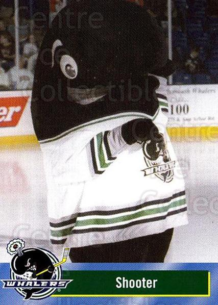 2001-02 Plymouth Whalers #35 Mascot, Checklist<br/>1 In Stock - $3.00 each - <a href=https://centericecollectibles.foxycart.com/cart?name=2001-02%20Plymouth%20Whalers%20%2335%20Mascot,%20Checkli...&quantity_max=1&price=$3.00&code=540207 class=foxycart> Buy it now! </a>