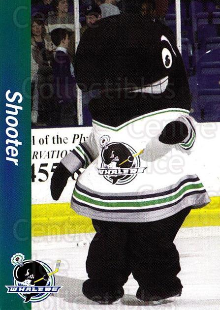 2002-03 Plymouth Whalers #29 Mascot, Checklist<br/>6 In Stock - $3.00 each - <a href=https://centericecollectibles.foxycart.com/cart?name=2002-03%20Plymouth%20Whalers%20%2329%20Mascot,%20Checkli...&quantity_max=6&price=$3.00&code=540235 class=foxycart> Buy it now! </a>