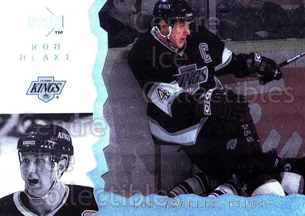 1996-97 UD Ice #29 Rob Blake<br/>9 In Stock - $1.00 each - <a href=https://centericecollectibles.foxycart.com/cart?name=1996-97%20UD%20Ice%20%2329%20Rob%20Blake...&quantity_max=9&price=$1.00&code=54027 class=foxycart> Buy it now! </a>