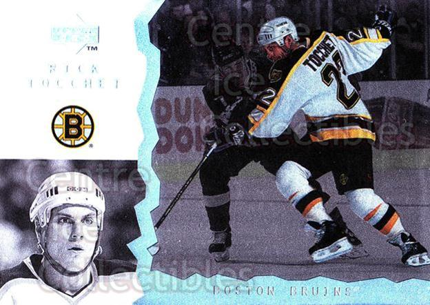 1996-97 UD Ice #4 Rick Tocchet<br/>7 In Stock - $1.00 each - <a href=https://centericecollectibles.foxycart.com/cart?name=1996-97%20UD%20Ice%20%234%20Rick%20Tocchet...&quantity_max=7&price=$1.00&code=54039 class=foxycart> Buy it now! </a>