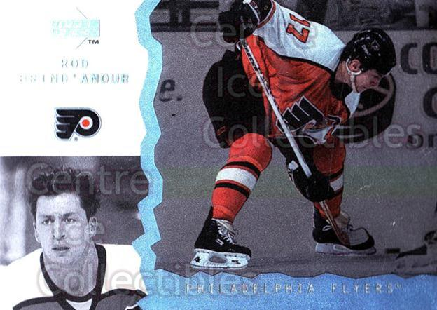 1996-97 UD Ice #48 Rod Brind'Amour<br/>9 In Stock - $1.00 each - <a href=https://centericecollectibles.foxycart.com/cart?name=1996-97%20UD%20Ice%20%2348%20Rod%20Brind'Amour...&quantity_max=9&price=$1.00&code=54048 class=foxycart> Buy it now! </a>