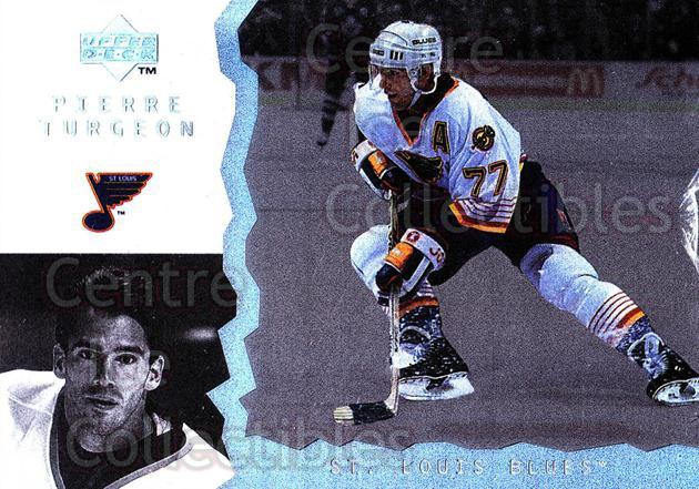 1996-97 UD Ice #61 Pierre Turgeon<br/>9 In Stock - $1.00 each - <a href=https://centericecollectibles.foxycart.com/cart?name=1996-97%20UD%20Ice%20%2361%20Pierre%20Turgeon...&quantity_max=9&price=$1.00&code=54061 class=foxycart> Buy it now! </a>