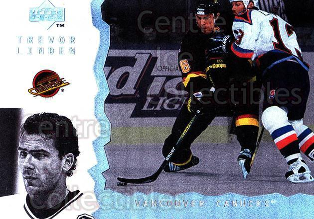 1996-97 UD Ice #70 Trevor Linden<br/>10 In Stock - $1.00 each - <a href=https://centericecollectibles.foxycart.com/cart?name=1996-97%20UD%20Ice%20%2370%20Trevor%20Linden...&quantity_max=10&price=$1.00&code=54071 class=foxycart> Buy it now! </a>