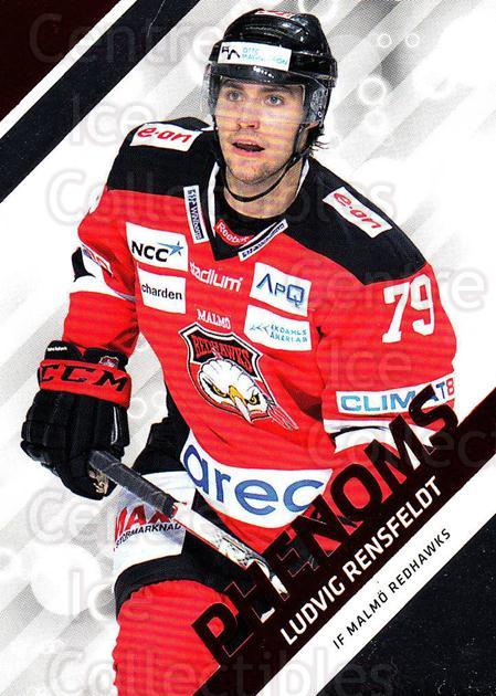 2012-13 Swedish Hockey Allsvenskan Phenoms #5 Ludvig Rensfeldt<br/>2 In Stock - $3.00 each - <a href=https://centericecollectibles.foxycart.com/cart?name=2012-13%20Swedish%20Hockey%20Allsvenskan%20Phenoms%20%235%20Ludvig%20Rensfeld...&quantity_max=2&price=$3.00&code=541864 class=foxycart> Buy it now! </a>