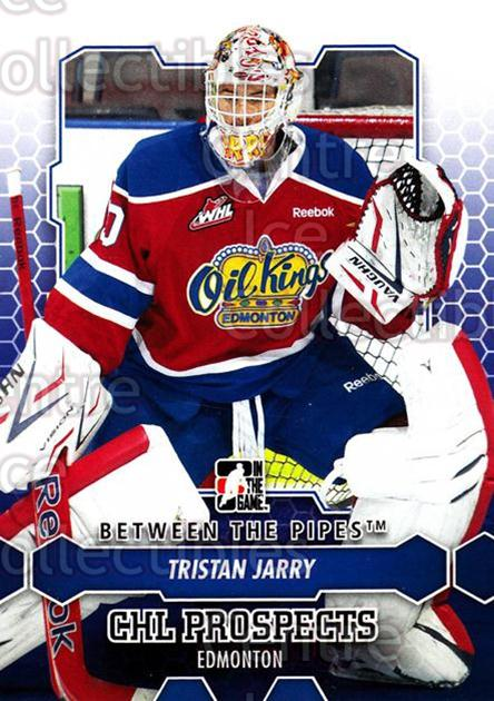 2012-13 Between The Pipes #15 Tristan Jarry<br/>7 In Stock - $1.00 each - <a href=https://centericecollectibles.foxycart.com/cart?name=2012-13%20Between%20The%20Pipes%20%2315%20Tristan%20Jarry...&quantity_max=7&price=$1.00&code=542085 class=foxycart> Buy it now! </a>