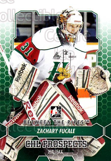 2012-13 Between The Pipes #23 Zachary Fucale<br/>5 In Stock - $1.00 each - <a href=https://centericecollectibles.foxycart.com/cart?name=2012-13%20Between%20The%20Pipes%20%2323%20Zachary%20Fucale...&quantity_max=5&price=$1.00&code=542093 class=foxycart> Buy it now! </a>