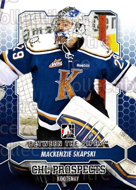 2012-13 Between The Pipes #31 Mackenzie Skapski<br/>7 In Stock - $1.00 each - <a href=https://centericecollectibles.foxycart.com/cart?name=2012-13%20Between%20The%20Pipes%20%2331%20Mackenzie%20Skaps...&quantity_max=7&price=$1.00&code=542101 class=foxycart> Buy it now! </a>