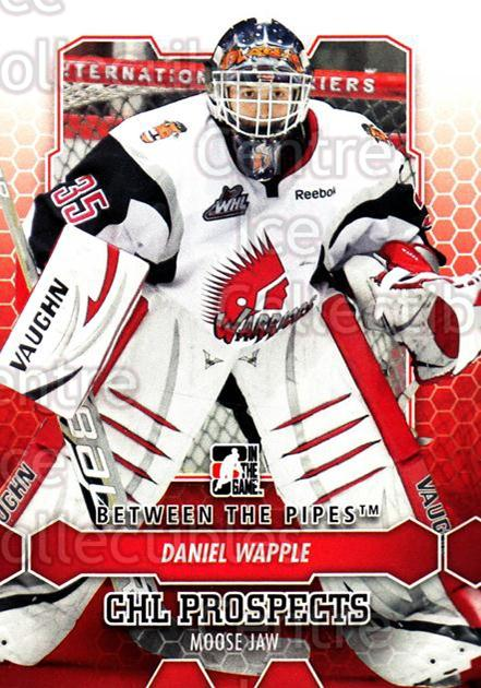 2012-13 Between The Pipes #39 Daniel Wapple<br/>9 In Stock - $1.00 each - <a href=https://centericecollectibles.foxycart.com/cart?name=2012-13%20Between%20The%20Pipes%20%2339%20Daniel%20Wapple...&quantity_max=9&price=$1.00&code=542109 class=foxycart> Buy it now! </a>