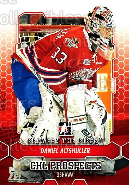 2012-13 Between The Pipes #41 Daniel Altshuller<br/>7 In Stock - $1.00 each - <a href=https://centericecollectibles.foxycart.com/cart?name=2012-13%20Between%20The%20Pipes%20%2341%20Daniel%20Altshull...&quantity_max=7&price=$1.00&code=542111 class=foxycart> Buy it now! </a>