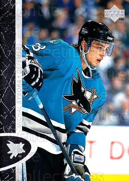 1996-97 Upper Deck #151 Michal Sykora<br/>7 In Stock - $1.00 each - <a href=https://centericecollectibles.foxycart.com/cart?name=1996-97%20Upper%20Deck%20%23151%20Michal%20Sykora...&quantity_max=7&price=$1.00&code=54212 class=foxycart> Buy it now! </a>
