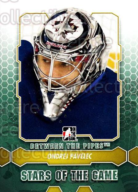 2012-13 Between The Pipes #79 Ondrej Pavelec<br/>10 In Stock - $1.00 each - <a href=https://centericecollectibles.foxycart.com/cart?name=2012-13%20Between%20The%20Pipes%20%2379%20Ondrej%20Pavelec...&quantity_max=10&price=$1.00&code=542149 class=foxycart> Buy it now! </a>